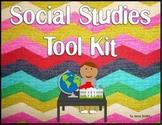 Social Studies Skills (A helpful tool kit!)