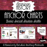 Social Studies Skills Anchor Charts