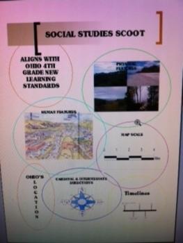 Social Studies Skills Scoot