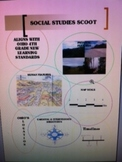Social Studies Skills Scoot