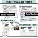 Social Studies Skills | Weekly History Review