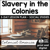 Slavery in the Colonies | Colonial America | Google Classr