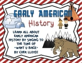 Social Studies Song Lyrics (Early Native American History, American Revolution)