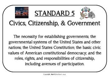 New York State Social Studies Standards