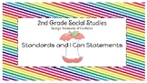 Georgia Standards of Excellence: 2nd Grade S.S.