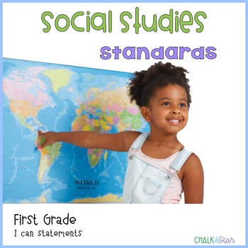 Social Studies Standards First Grade