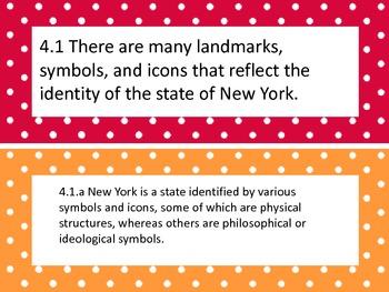 Social Studies Standards (New York State)