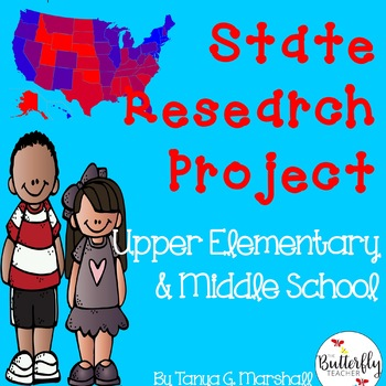 Social Studies State Project