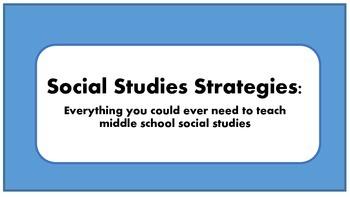 Social Studies Straegies