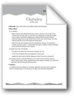 Social Studies Summarizing Parts (Ten-Minute Activities)