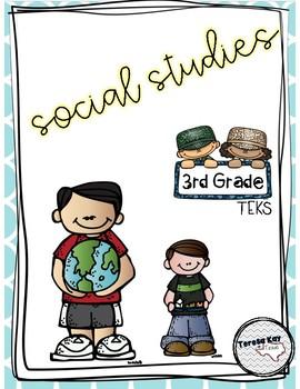 Social Studies TEKS 3rd Grade