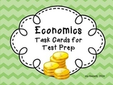 Social Studies Task Card Bundle:  Greece, Government, Economics