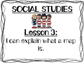 Social Studies Teach TCI Series Grade 2 Objectives