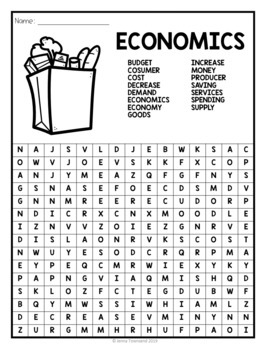 Social Studies Themed Word Searches