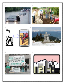 Social Studies Thinking Concepts