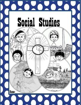Social Studies Title Page