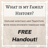 Social Studies - Traditions & Holidays