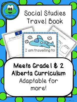 Social Studies Travel Booklet - Division 1