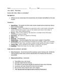 Social Studies Unit 1 Task 2 - Aztecs Study Guide