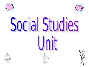 Social Studies Unit