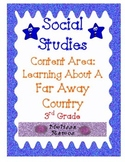 Social Studies 3rd Grade Country Content Area