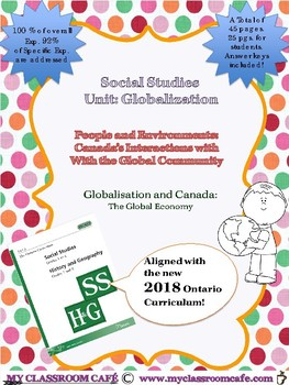Social Studies: Canada's Interactions with the Global Community