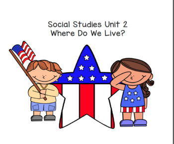 Social Studies Unit Bundle (1-5)