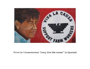 Social Studies Unit-Cesar Chavez
