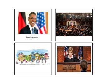 Social Studies Unit: Governing Our People (Vocabulary)