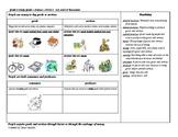 Social Studies VA SOL 2.7, 2.8, 2.9 Economics Study Guide