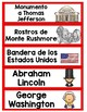 Social Studies Vocabulary Words-SPANISH