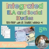Integrated ELA FSA Practice with Social Studies; Age of Discovery