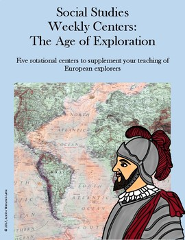 Social Studies Weekly Centers-- The Age of Exploration
