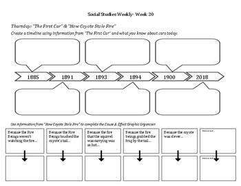 Social Studies Weekly Grade 3 Week 20 Resources