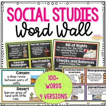 Social Studies Word Wall 2528946 on 5th Grade Project Ideas List