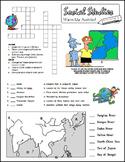 Social Studies Worksheet 7th Grade Georgia GPS