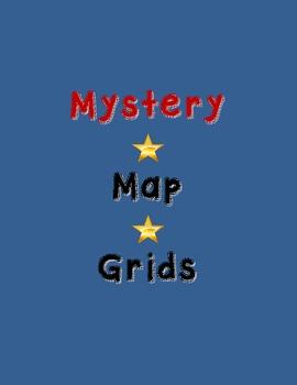 Social Studies Worksheets: Creative Map Grids Activity!