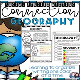 Social Studies-Writing Connection Geography-Core Knowledge