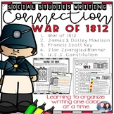 Social Studies-Writing Connection: War of 1812 (CKLA/Core