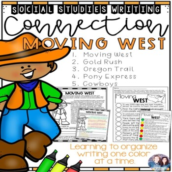 Social Studies-Writing Connection Western Expansion-CKLA