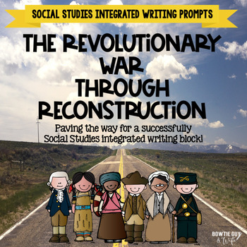 Social Studies Writing Prompts from Age of Exploration to