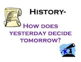 Social Studies Year Long Essential Questions