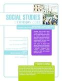 Social Studies and the Common Core: Lesson 4: Revolutionary War Era