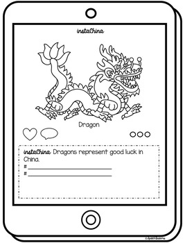 China Country Study {Social Studies Expansion Tool} Instagram
