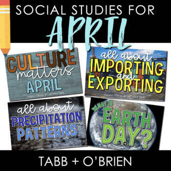 Social Studies for April
