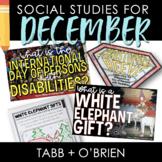 Social Studies for December