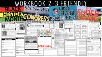 Social Studies for February