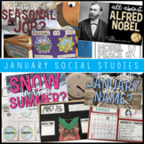Social Studies for January