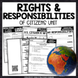 Social Studies for Little Learners- (Rights and Responsibilities)