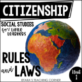 Social Studies for Little Learners- (Rules and Laws)